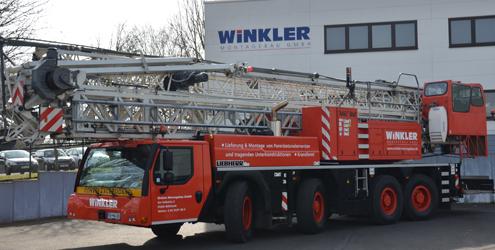 Liebherr MK 88